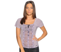 T-Shirt, mauve, Damen