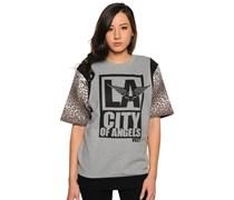 City Of Angels Sweatshirt, grey original, Damen