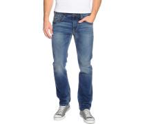 Aedan Slim Blue Summer Jeans, blau, Herren