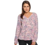 Blusenshirt, rosa/multi, Damen