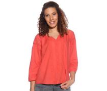 Blusenshirt, Rot, Damen