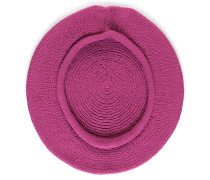 Baskenmütze pink