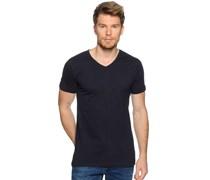 T-Shirt 2er Set, navy, Herren