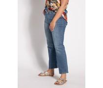 Jeans (große Größe) blau
