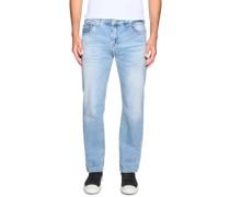 Jeans Dylan hellblau