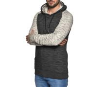 Sweatshirt anthrazit/hellgrau