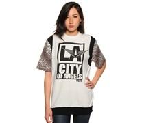 City Of Angels Sweatshirt, white original, Damen