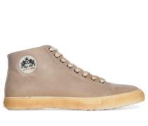 Sneaker, taupe, Herren