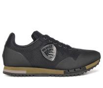 Sneaker, Schwarz, Herren