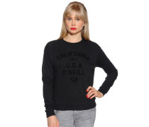 Sweatshirt, Schwarz, Damen
