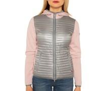 Jacke rosa/silber