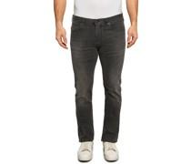 Jeans Slim grau