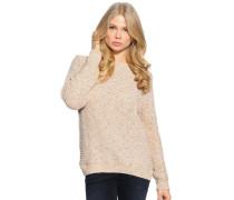 Pullover, beige, Damen
