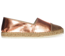 Slipper, roségold, Damen