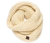 Cocoon Collar - Schal für Damen - Weiß