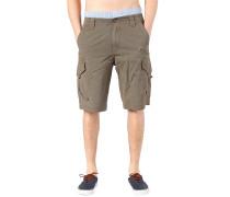 Slambozo - Cargo Shorts für Herren - Grün