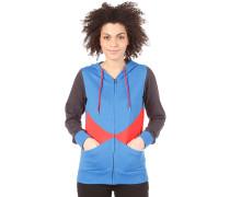 Chasing Car - Kapuzenjacke für Damen - Blau