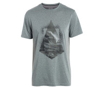 Photoreveal - T-Shirt für Herren - Grau