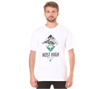 Most High - T-Shirt für Herren - Weiß