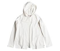 Sunset - Kapuzenpullover für Damen - Weiß