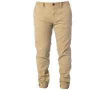 Everyday Straight - Stoffhose - Beige