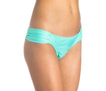 Love n Surf Luxe Hipster - Bikini Hose für Damen - Blau