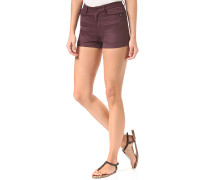 Wave - Shorts für Damen - Rot