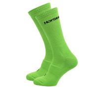 Delete Premium - Socken für Herren - Grün