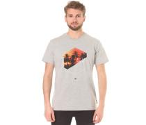 Enter - T-Shirt für Herren - Grau