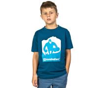 YetiT-Shirt Blau