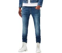 3301 Deconstructed Skinny-Elto Superstretch - Jeans für Herren - Blau