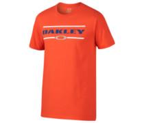 Stacker - T-Shirt für Herren - Rot