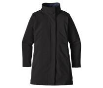 Sidesend - Mantel für Damen - Schwarz