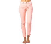 Pins Ibiza Vibes - Jeans für Damen - Rot