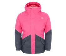 Kira Triclimate - Funktionsjacke für Mädchen - Pink