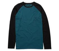 Shock - Langarmshirt für Herren - Blau