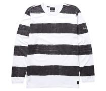 Bristow Crew - Langarmshirt für Herren - Weiß