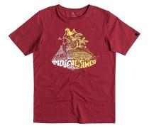 Clate Crocori - T-Shirt für Jungs - Rot