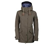 Maud - Mantel für Damen - Grün
