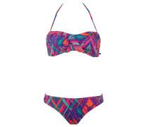 Ebony 2 - Bikini Set für Damen - Lila