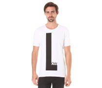 Rockaway - T-Shirt für Herren - Weiß