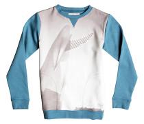 Photoprint Crew - Sweatshirt für Jungs - Blau