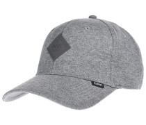 6P FCV Basic Beauty Fitted Cap - Grau
