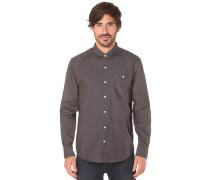 Everett Solid L/S - Hemd für Herren - Grau