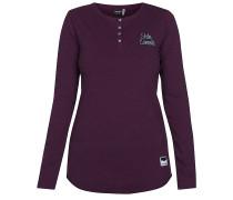 Azti - Langarmshirt für Damen - Lila