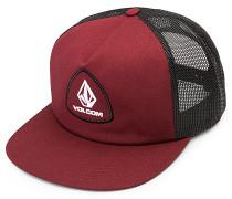 Straight - Snapback Cap für Herren - Rot