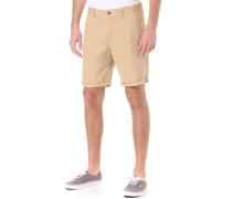 Friday Night - Chino Shorts für Herren - Beige