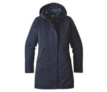 Tres 3-in-1 - Mantel für Damen - Blau