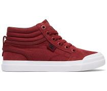 Evan High - Sneaker für Jungs - Rot