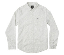 Cleta L/S - Hemd - Weiß